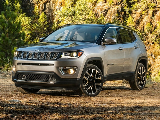 2020 Jeep Compass Changes