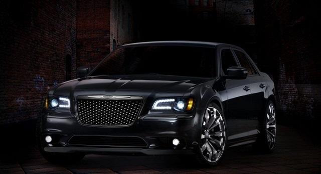 2020 Chrysler 300 Hellcat Rendering