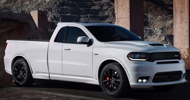 2020 Dodge Dakota pickup