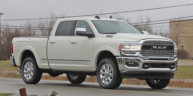 2020 Dodge Ram 2500 Big Horn
