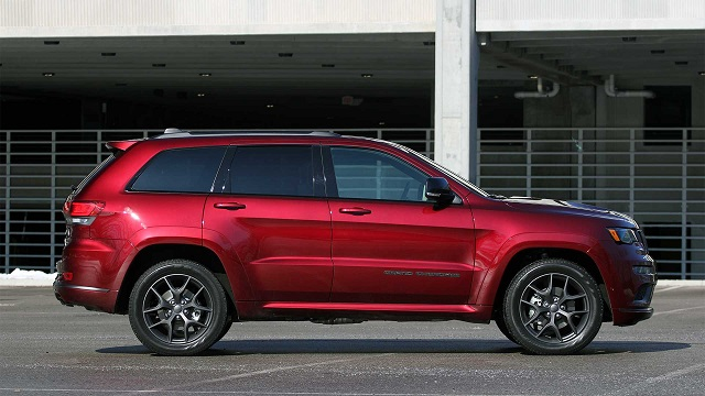 2020 Jeep Grand Cherokee Limited X Specs