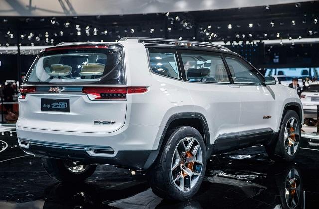 2020 Jeep Wagoneer price