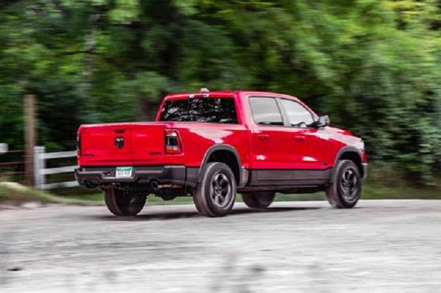 2020 Ram 1502020 Ram 1500 towing capacity EcoDiesel0 EcoDiesel Rear
