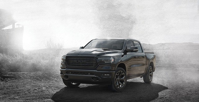 2020 Ram 1500 Laramie Black Night Edition