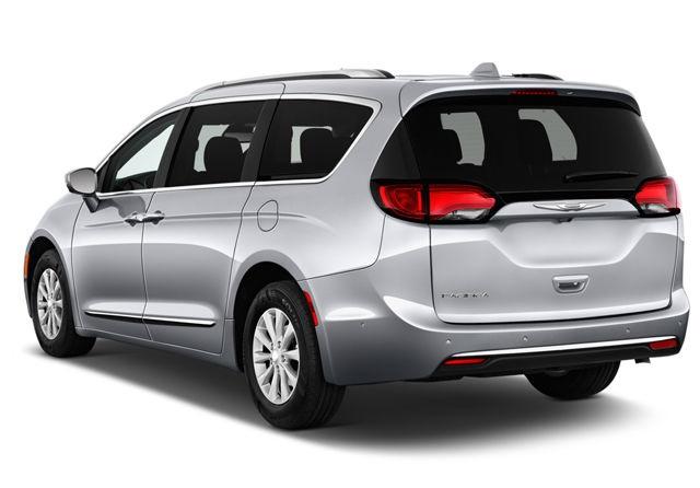 2020 Chrysler Pacifica Hybrid mpg