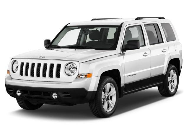 Jeep Patriot comeback