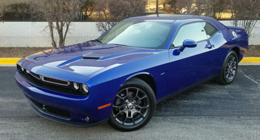 2020 Dodge Challenger colors indigo blue