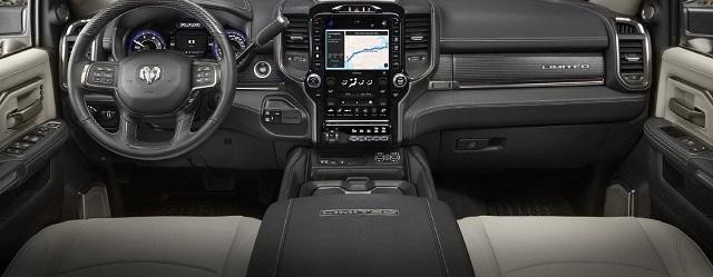 2020 Dodge Ram 2500 Diesel Interior