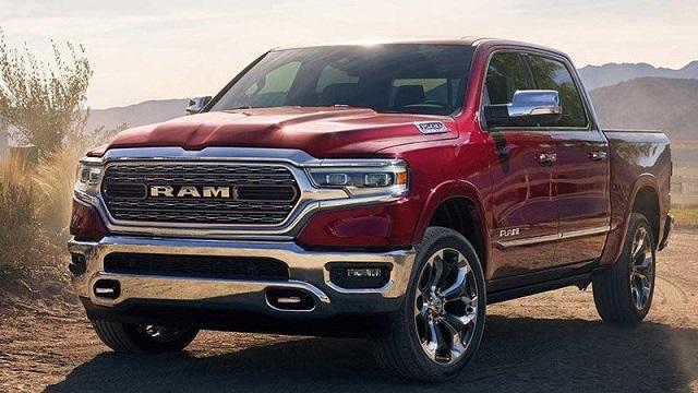 2020 Ram 1500 Gas Mileage