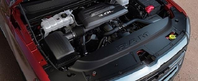 2020 Ram Ecodiesel 0-60 engine