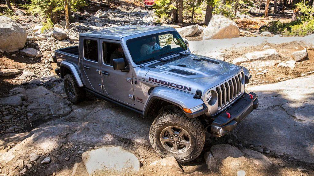 2020 Jeep JT Gladiator