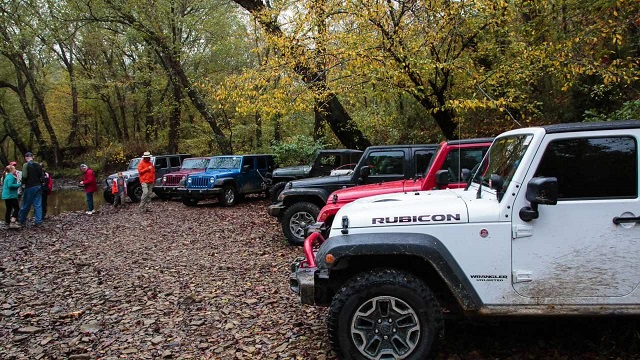 2020 Jeep Jamboree Event