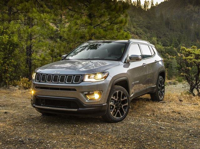 2021 Jeep Compass refresh