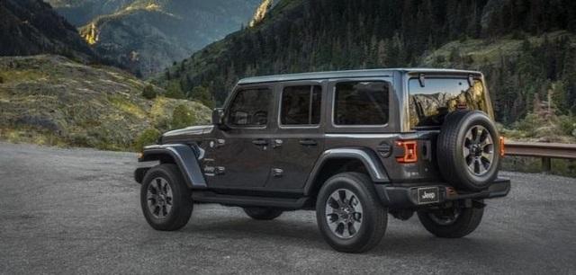 2021 Jeep Wrangler Diesel Price