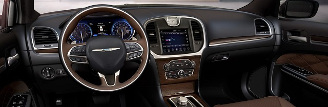 2021 Chrysler 300 Interior