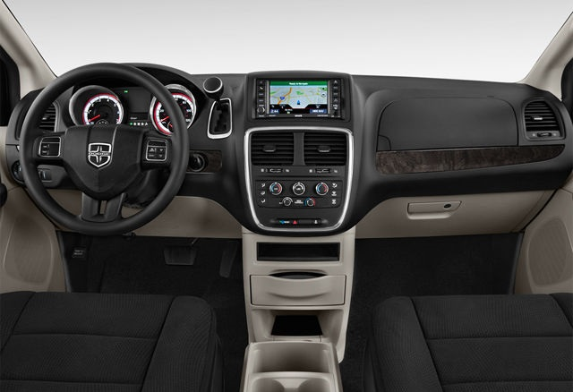 2021 Dodge Grand Caravan Interior