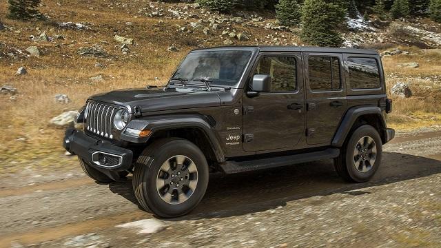 2021 Jeep Wrangler Diesel