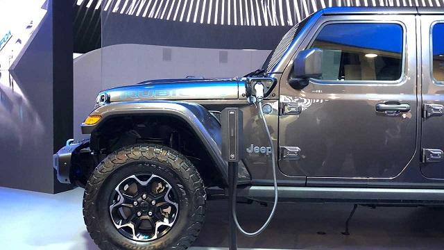 2021 Jeep Wrangler PHEV price