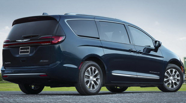 2021 Chrysler Pacifica Hybrid Price