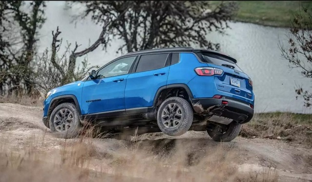 2021 Jeep Compass Trailhawk price