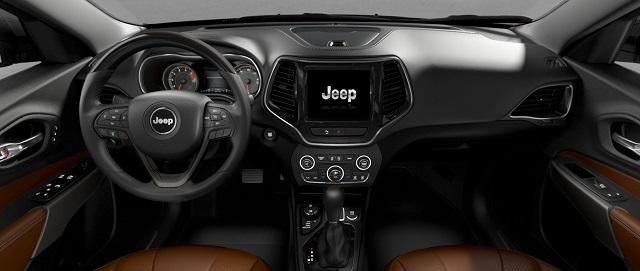 2021 Jeep Liberty Interior