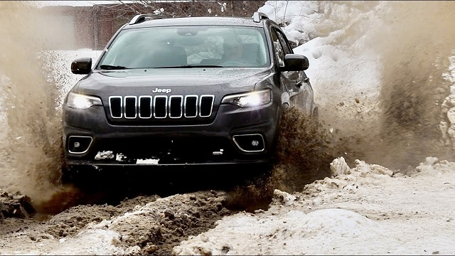 2021 Jeep Liberty featured