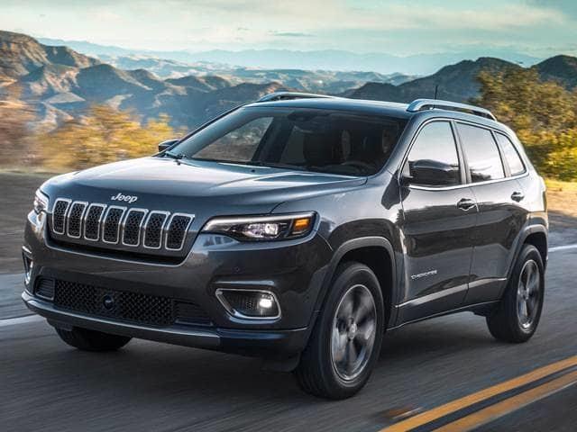 2021 Jeep lineup - Cherokee