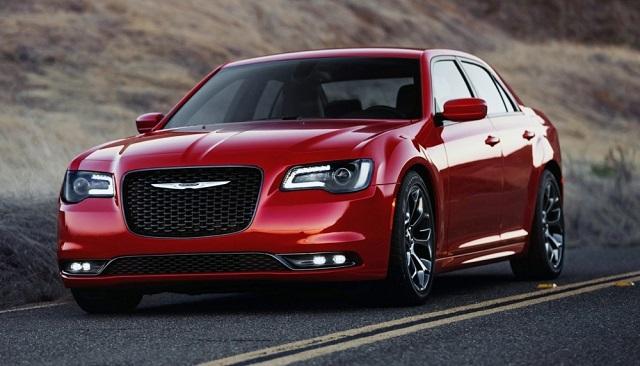 2021 Chrysler 300 SRT8 Rendering