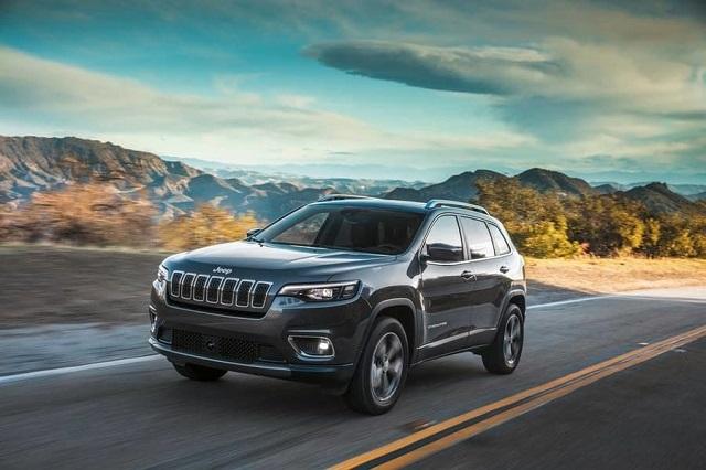 2021 Jeep Cherokee SRT release date