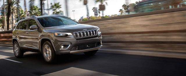 2021 Jeep Cherokee SRT