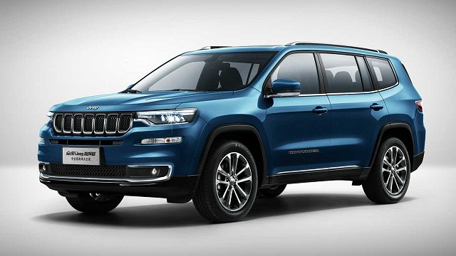 2021 Jeep Grand Commander