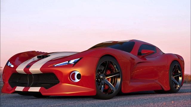 2021 Dodge Viper rendering photo