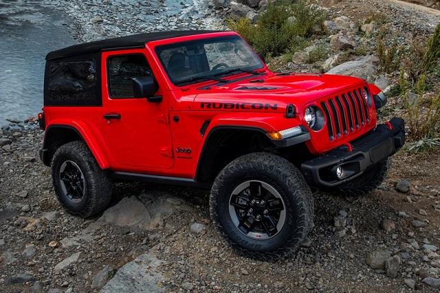 2021 Jeep Wrangler 2 Door