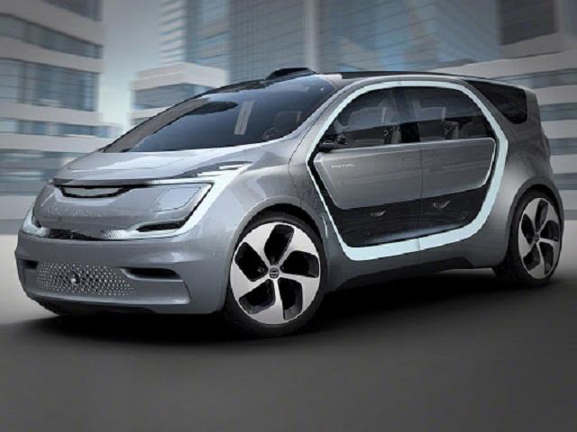 2021 Chrysler Portal Front