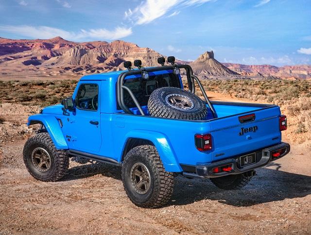 2021 Jeep Gladiator 2 Door Release Date