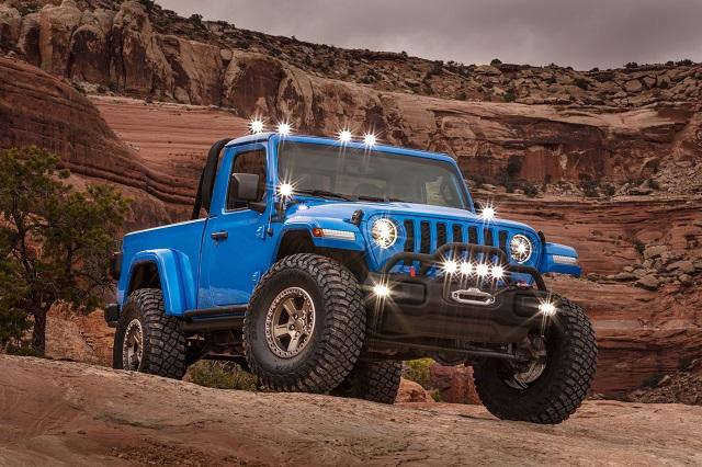 2021 Jeep Gladiator 2 Door Price