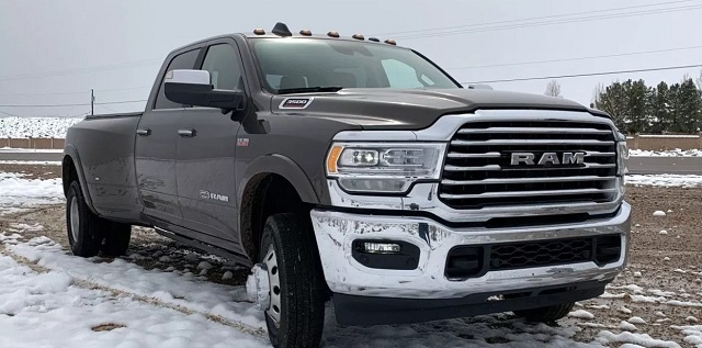 2021 Ram 3500 Dually featured
