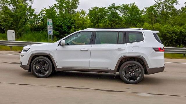 2021 Chrysler Commander release date