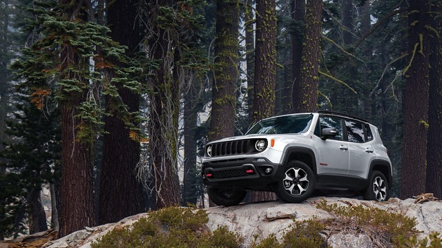 2022 Jeep Renegade towing capacity