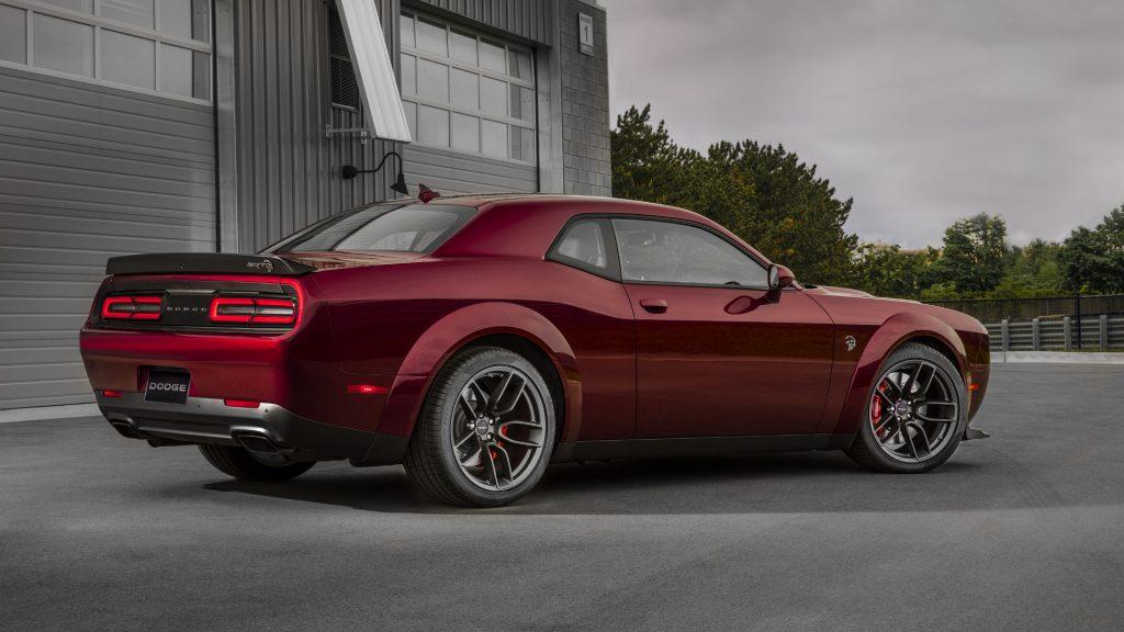 2022 Dodge Challenger release date