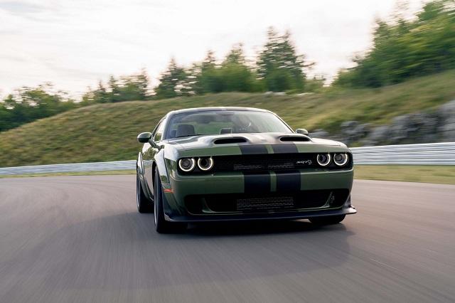 2022 Dodge Challenger