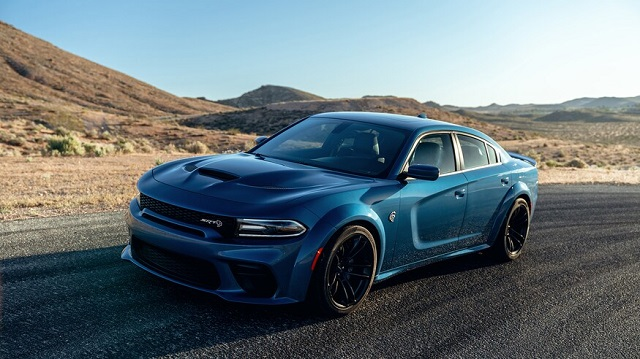 2022 Dodge Charger Hellcat