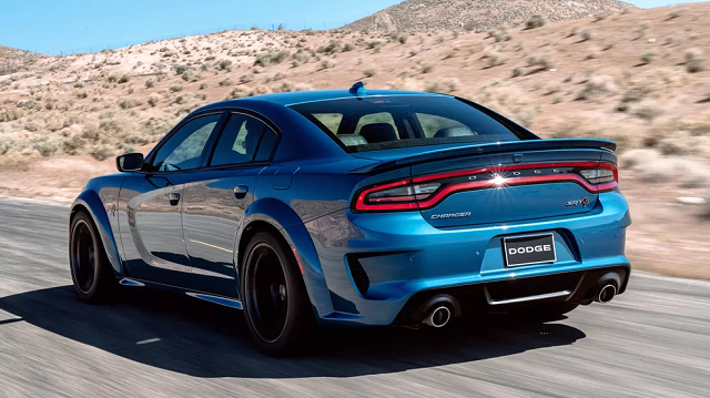 2022 Dodge Charger SRT
