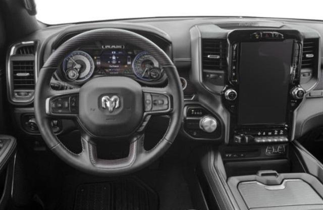 2022 Dodge Ram 1500 Interior