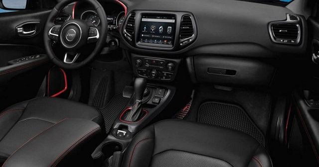 Jeep Grand Compass Interior