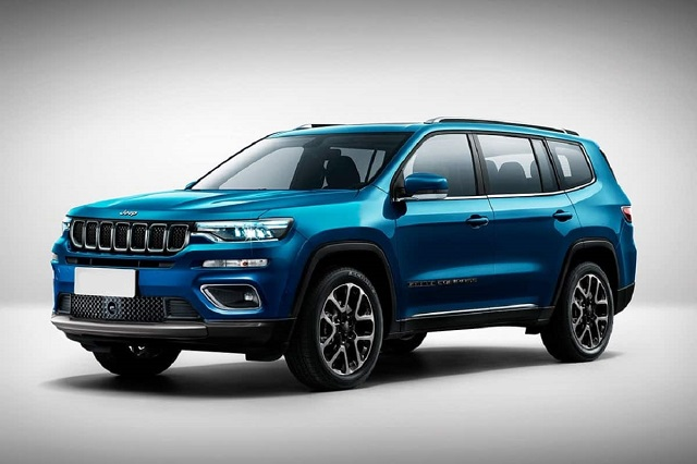 Jeep Grand Compass render