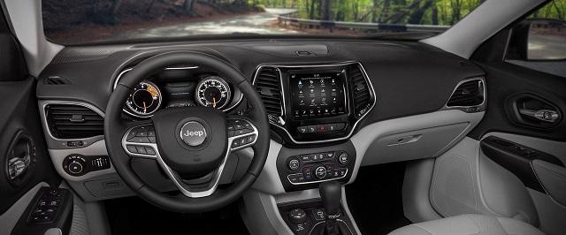 2022 Jeep Cherokee Interior