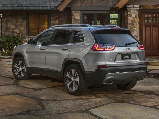 2022 Jeep Cherokee price