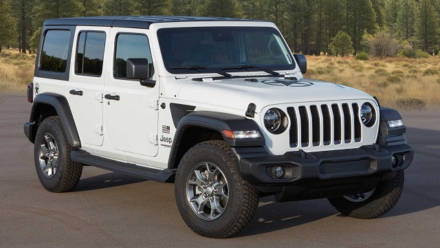 2022 Jeep Wrangler Unlimited