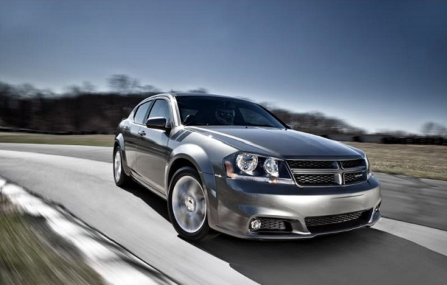 2022 Dodge Avenger render